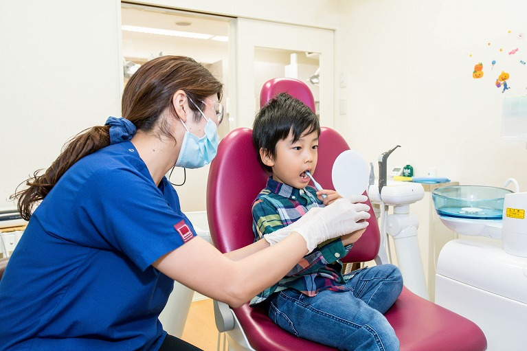 矯正治療前の準備(虫歯治療・ブラッシングチェックなど)