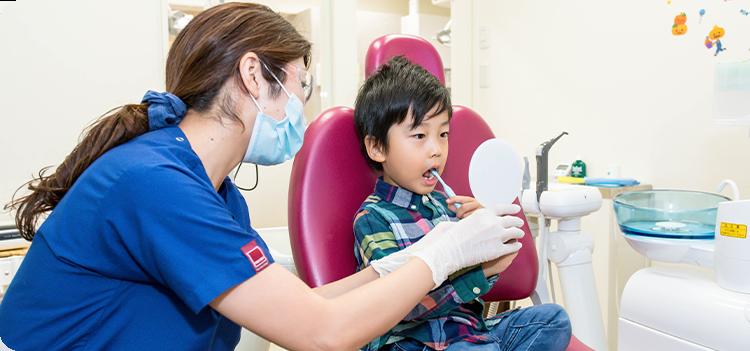 患者様とのコミュニケーションを大切にし「また行きたい」と思ってもらえる歯科医院